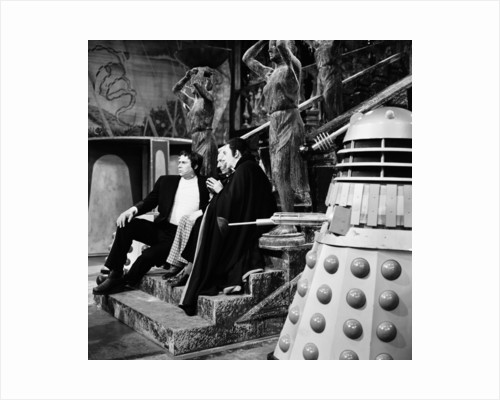 William Hartnell by Eddie Waters