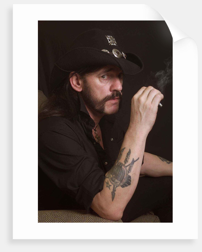 Lemmy, October 2002 by Tim Anderson