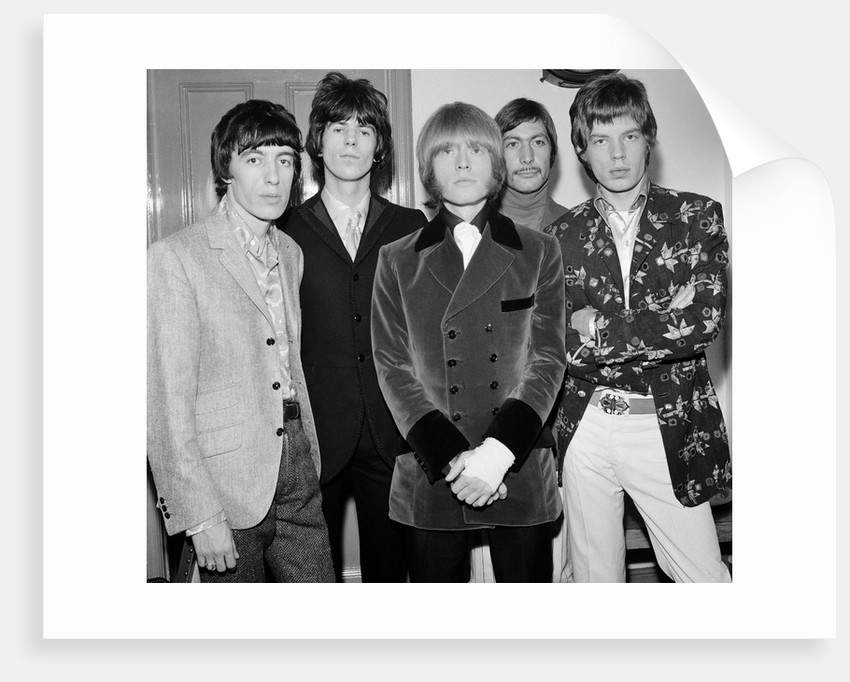 The Rolling Stones by Anonymous