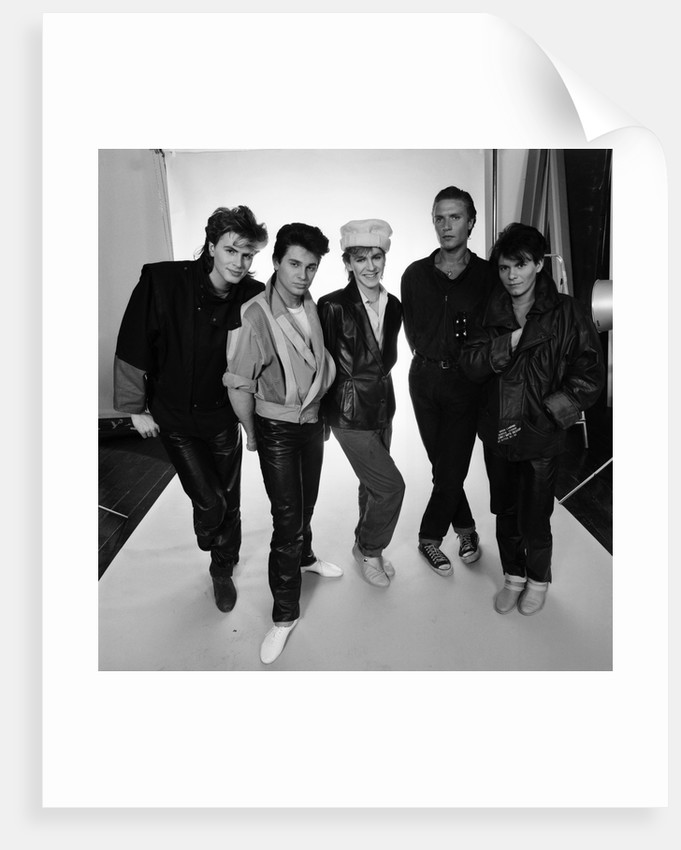 Duran Duran by Anonymous