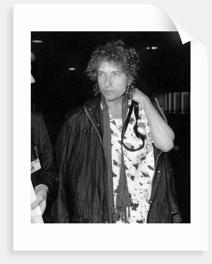 Bob Dylan by Anonymous