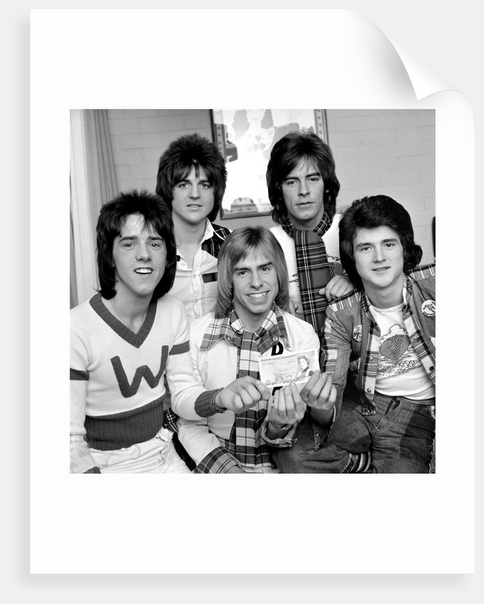 Bay City Rollers by Anonymous