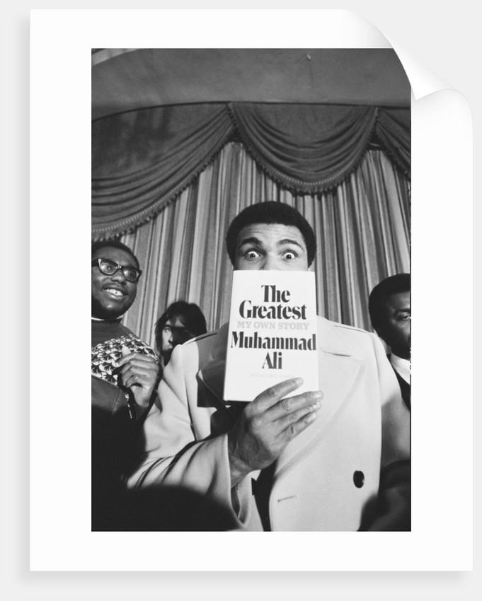Muhammad Ali by Monte Fresco