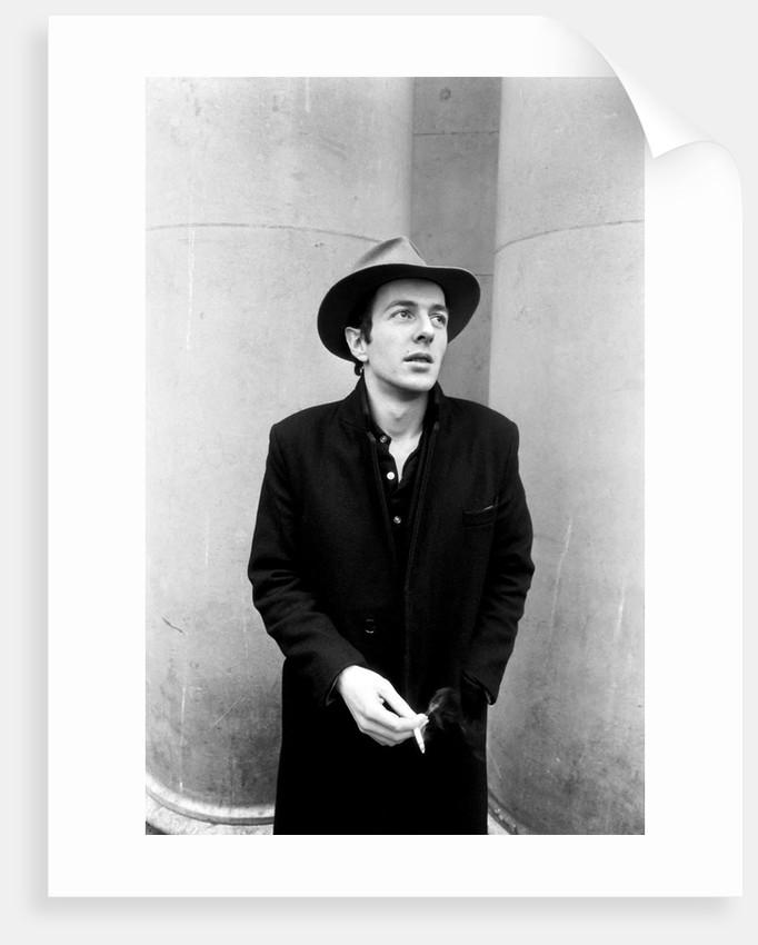 Joe Strummer by Anonymous
