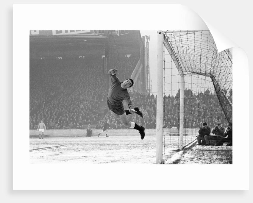 Machester City v Tottenham 1967 by Thomas