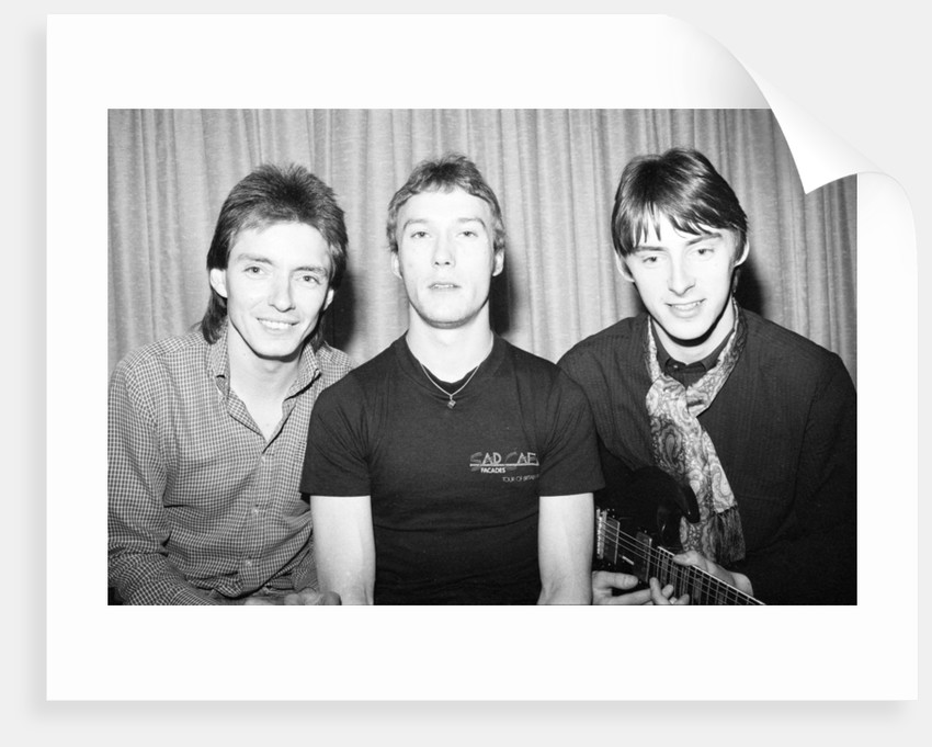 The Jam 1980 by Kent Gavin