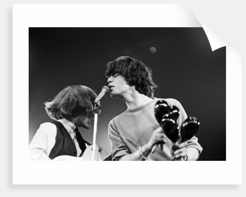 Rolling Stones 1964 by Staff