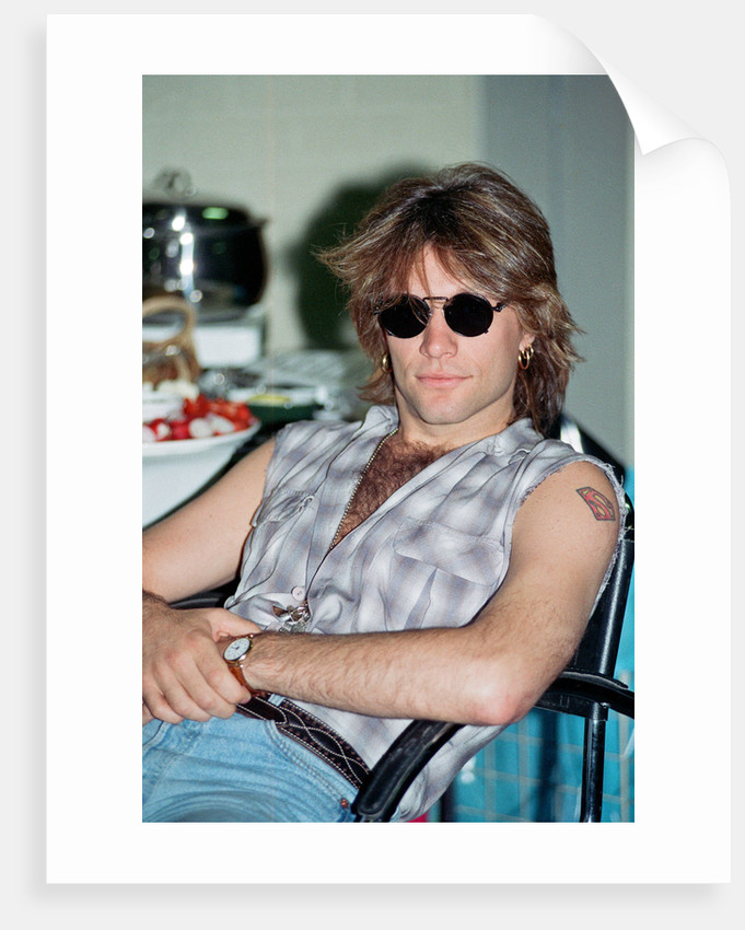 Jon Bon Jovi by Chris Grieve