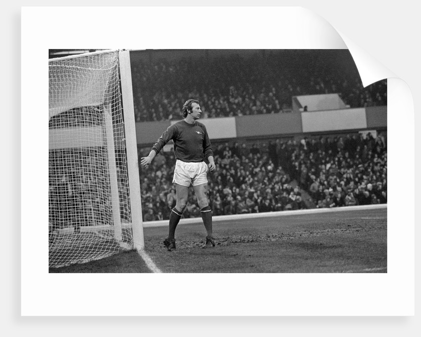 Birmingham v Arsenal 1972 by Birmingham Post and Mail Archive