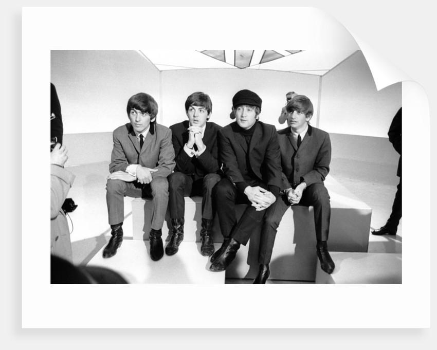 The Beatles 1964 by Alistar Macdonald