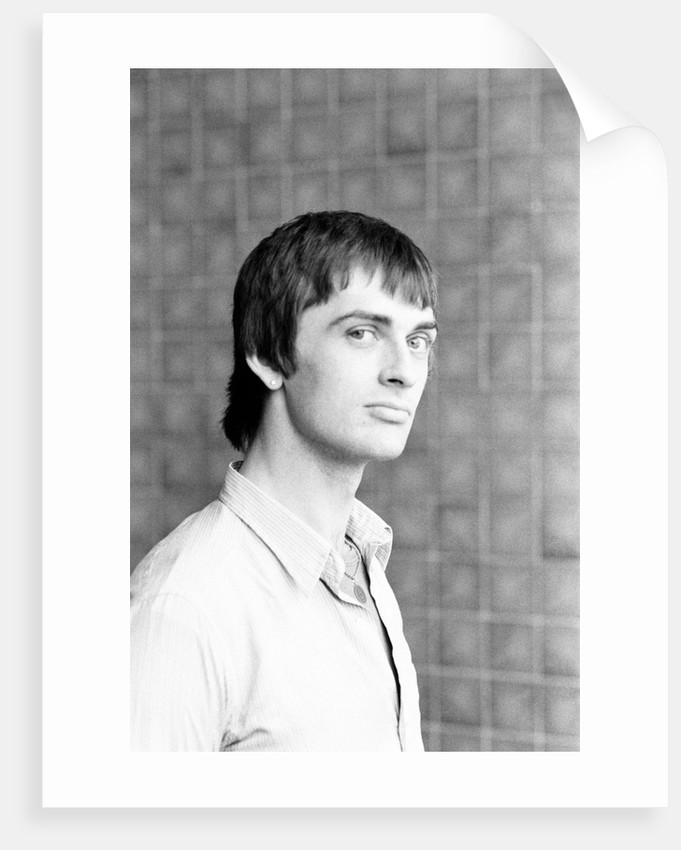 Mike Oldfield by Eric Harlow