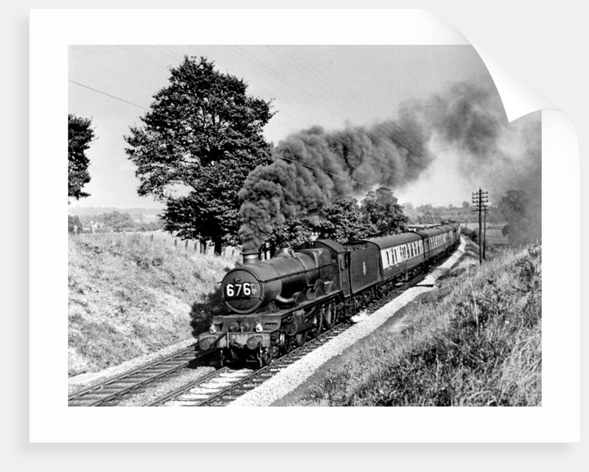 Steam Trains by Birmingham Post and Mail Archive