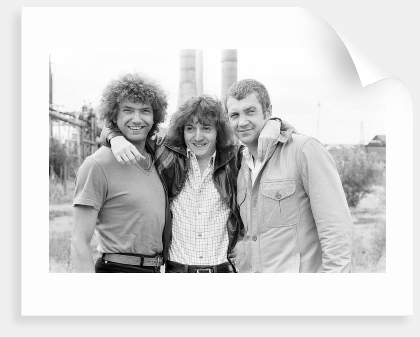 The Professionals 1979 by Kent Gavin
