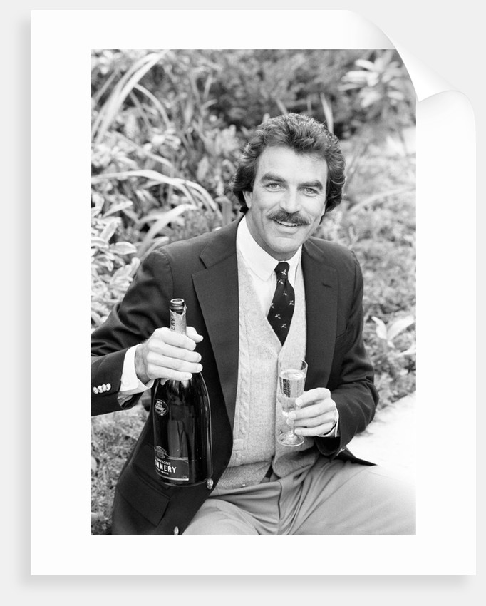 Tom Selleck by Peter Stone
