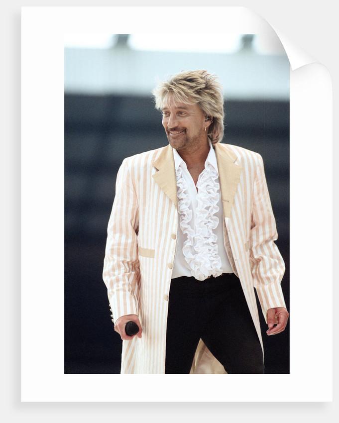 Rod Stewart 1995 by Staff