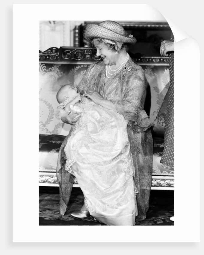 Prince William's Christening 1982 by Kent Gavin
