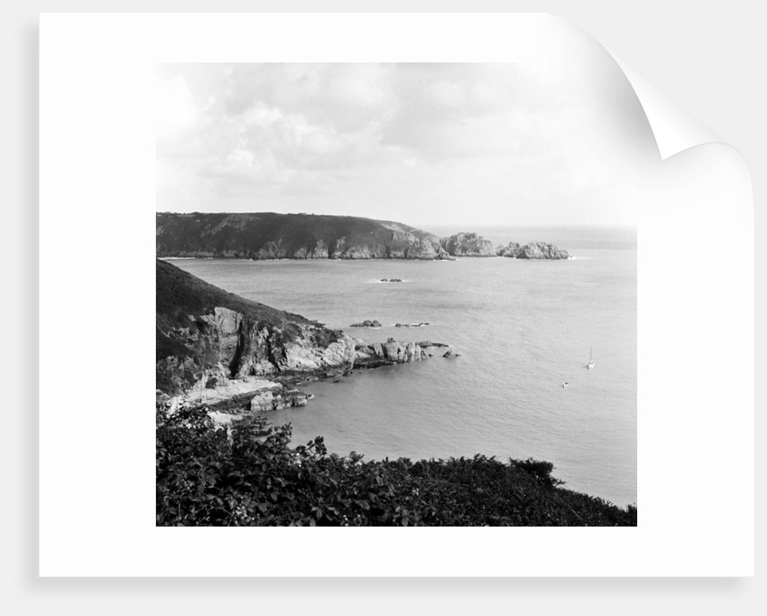 Jerbourg Point 1965 by Staff
