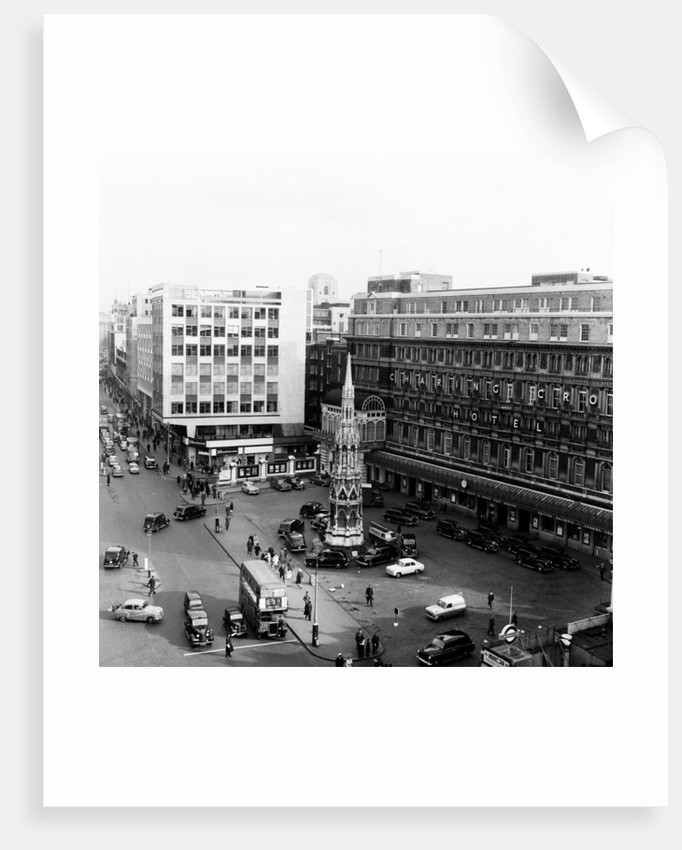 Charing Cross 1969 by Staff