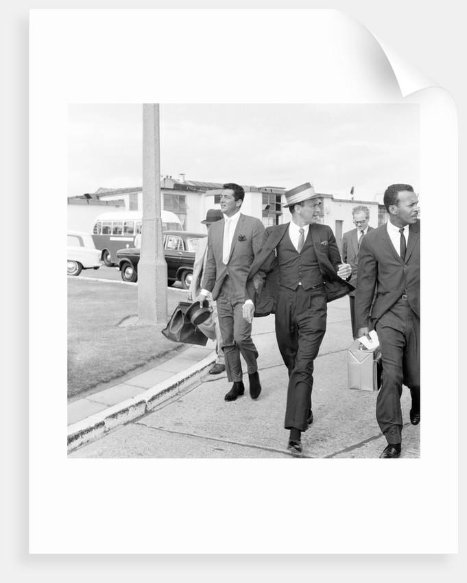 Frank Sinatra 1961 by Arthur Greated