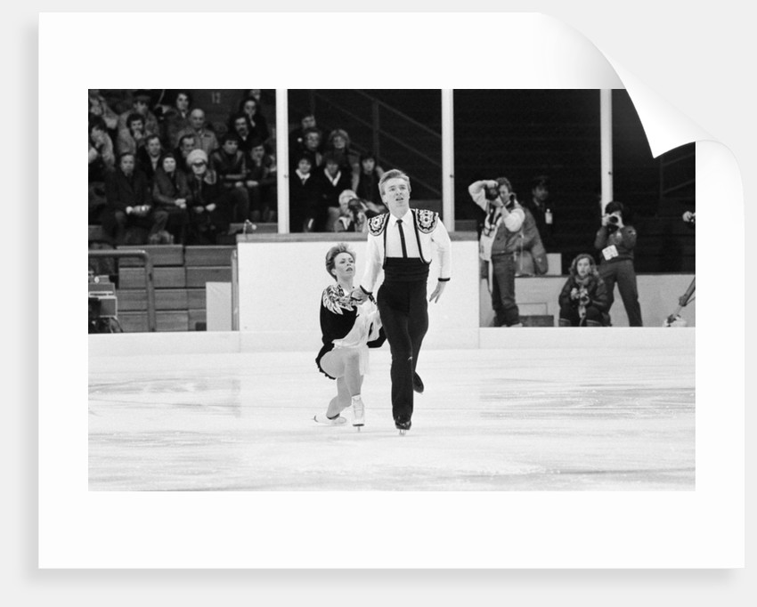Torvill and Dean by Monte Fresco