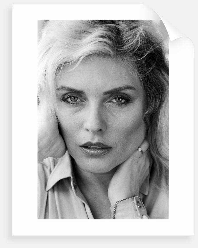 Debbie Harry, 1987 by Doreen Spooner