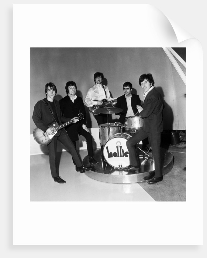 The Hollies 1966 by Stubbs