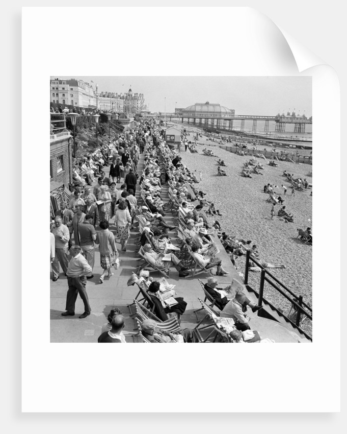 Eastbourne, Sussex, 1962. by Staff