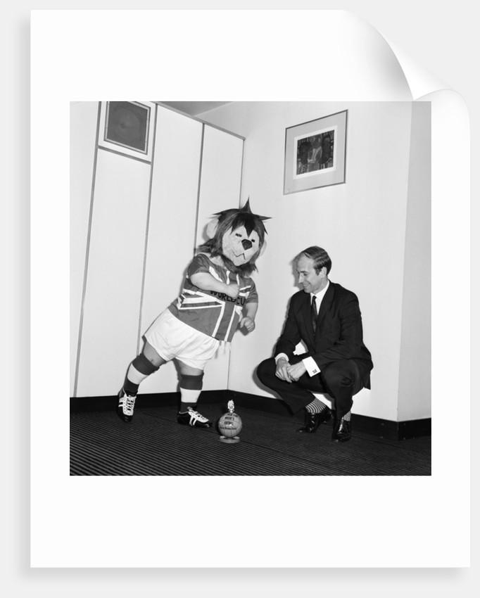 England football 1966 by Peter Sheppard