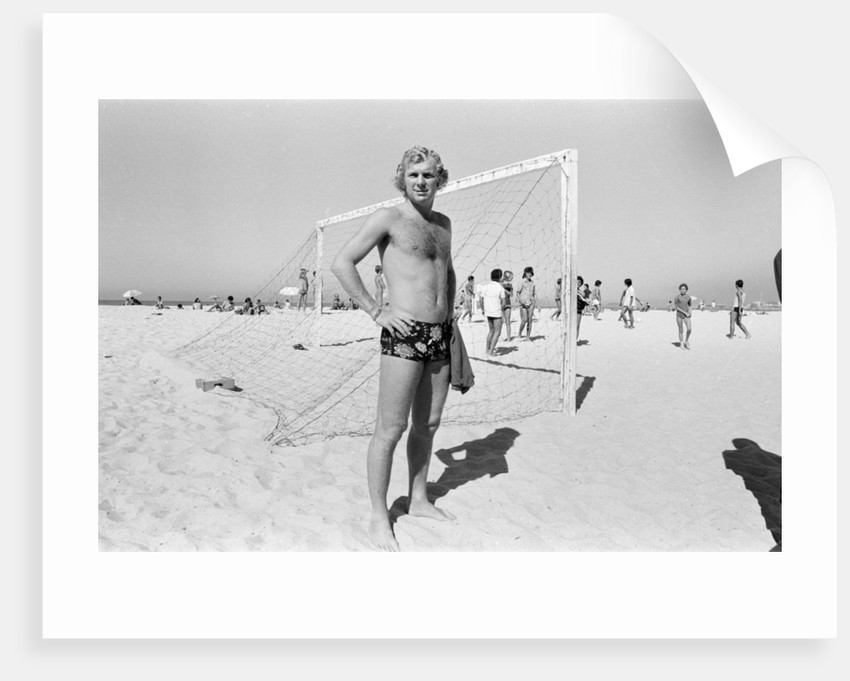 Bobby Moore by Daily Mirror