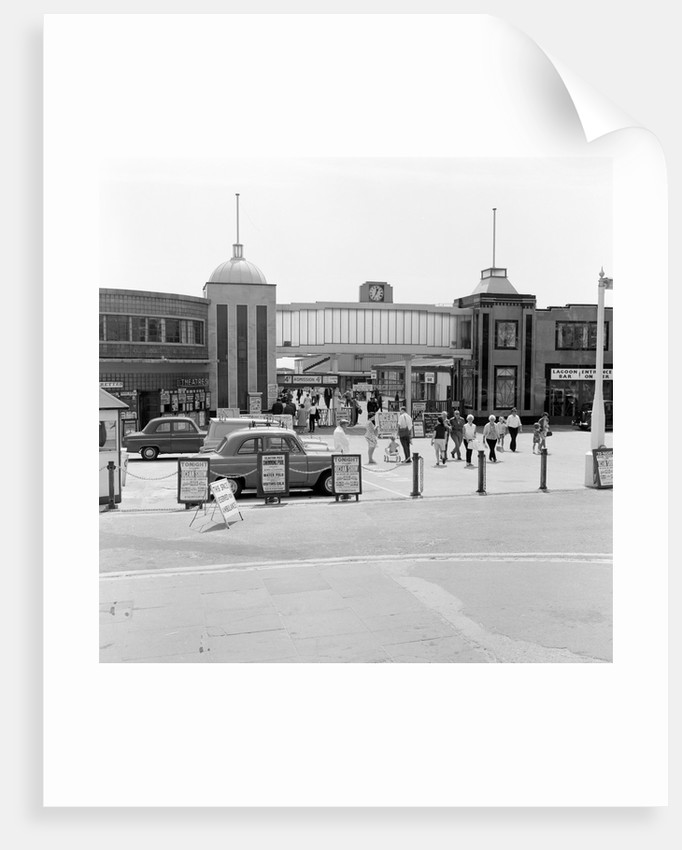 Clacton-on-Sea, Essex, 1967. by Staff