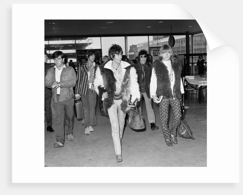 Rolling Stones 1967 by Dennis Stone