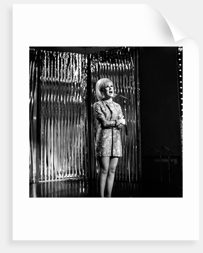 Dusty Springfield by Unknown
