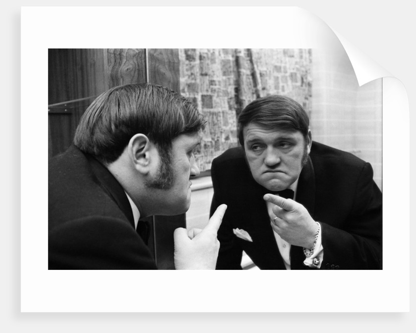 Les Dawson by Randle