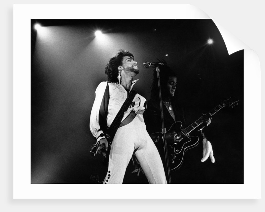 Prince, 1990 by Staff