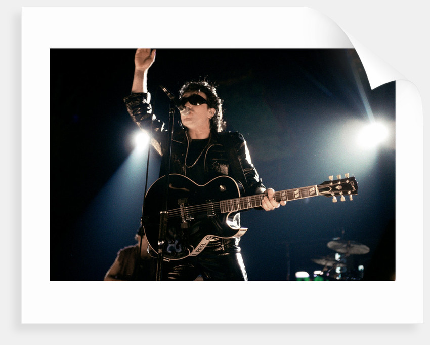 U2 performing at the NEC by Andrew Fox
