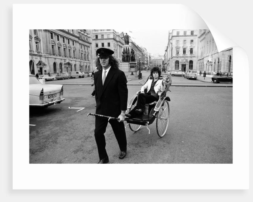 Marc Bolan, 1973 by Doreen Spooner