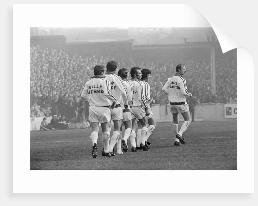 FA Cup Quarter Final match at Elland Road. Leeds United 2 v Tottenham Hotspur 1. by Hickes