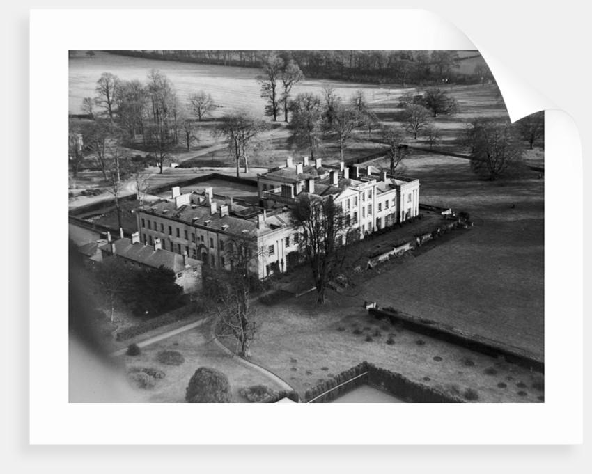 Himley Hall near Dudley by Staff