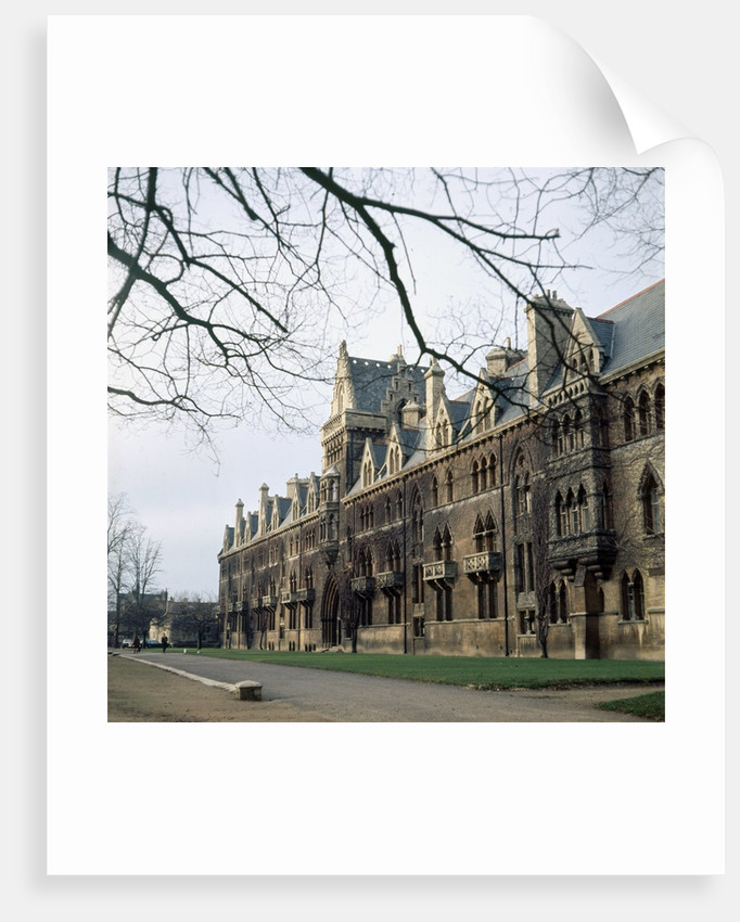 Christ College Oxford by Anonymous