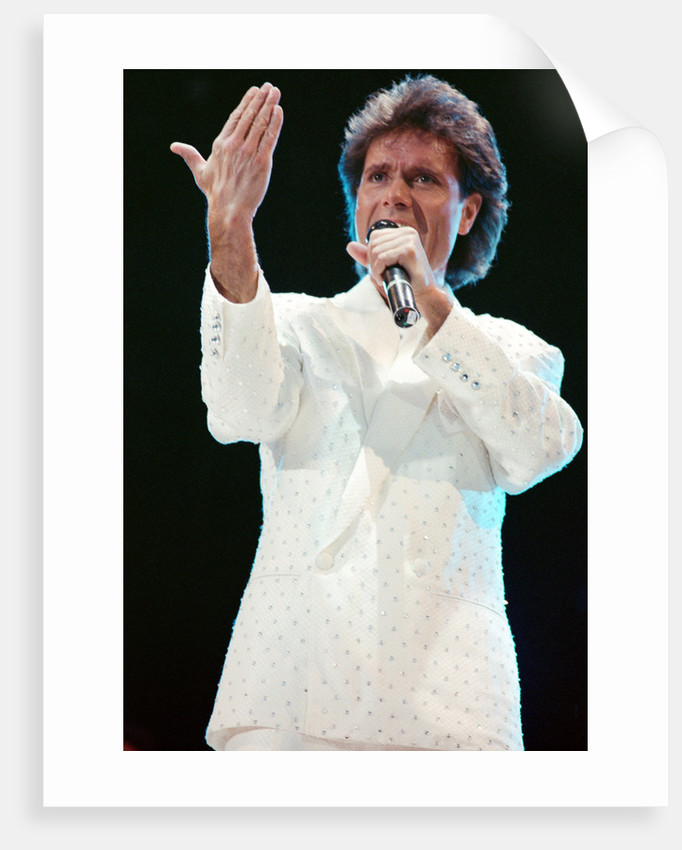 Cliff Richard by Anonymous