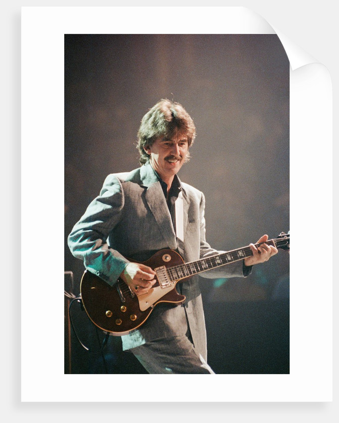 George Harrison by D. James