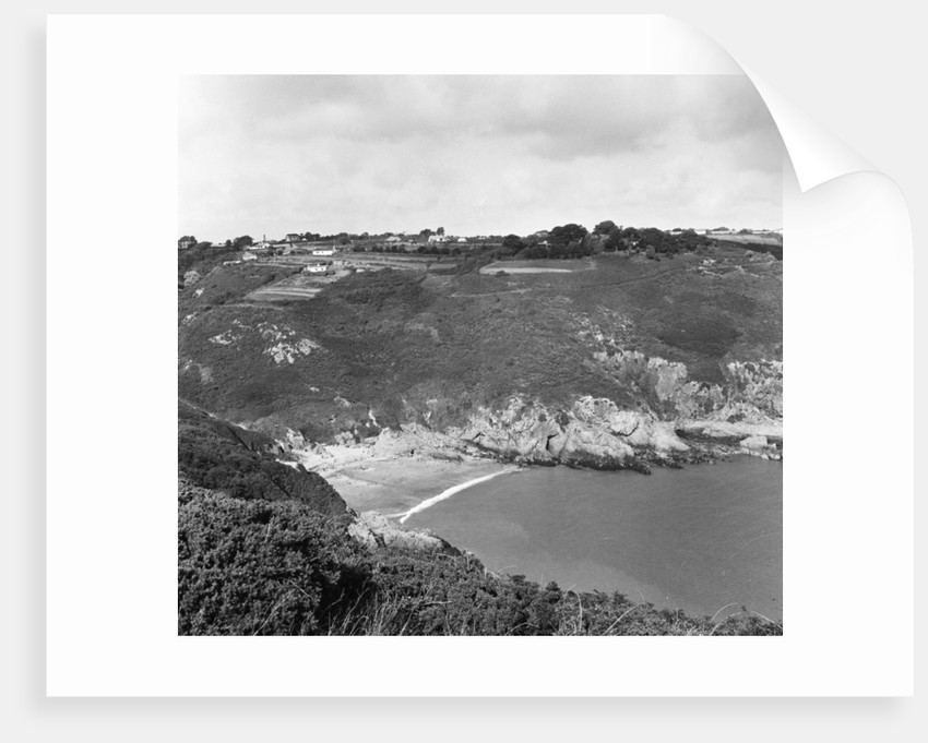 Saints Bay on the island of Guernsey by Anonymous