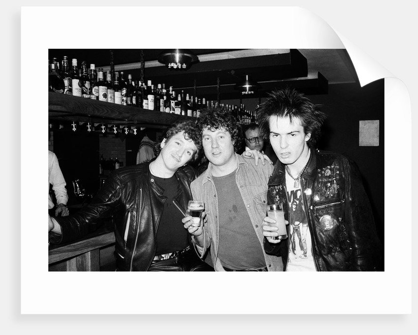The Sex Pistols by Peter Stone
