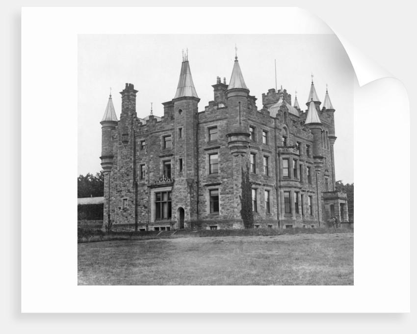 Stormont Castle, Belfast by Staff