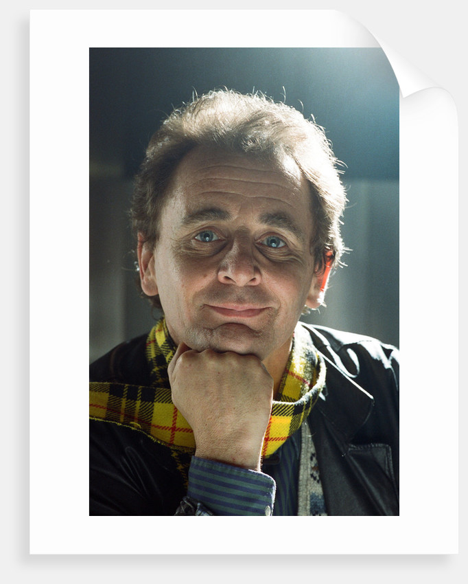 Dr Who, Sylvester McCoy by Anonymous