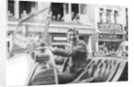 Dick Van Dyke drives Chitty Chitty Bang Bang by Fox Harry
