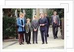 Prince William before his first day at Eton by Kent Gavin