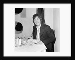 Mick Jagger by Anonymous