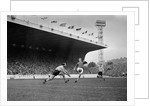 English League Division One match at Hillsborough by John Varley