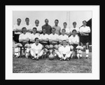Fulham FC team photo by Anonymous